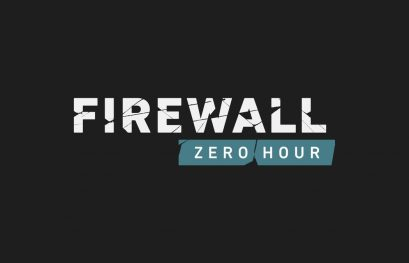 Sony annonce Firewall Zero Hour pour le PlayStation VR