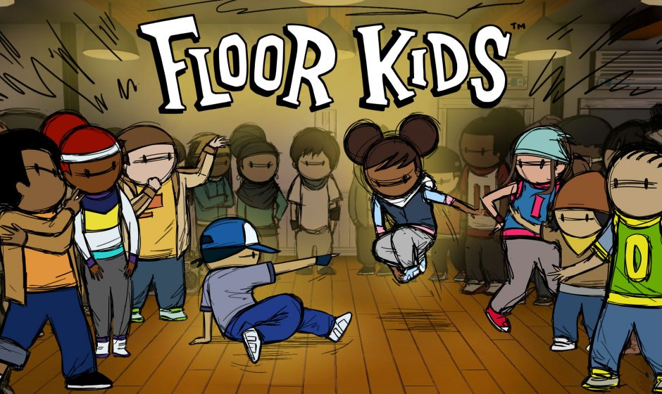 TEST | Floor Kids - Who needs a break?