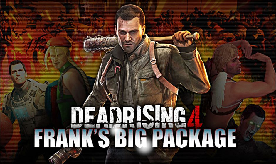 TEST | Dead Rising 4: Frank's Big Package - Frank en a gros