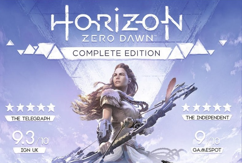 Horizon Zero Dawn – Complete Edition arrive demain sur PS4