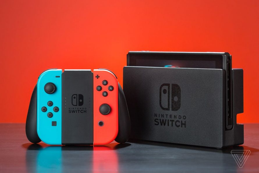Dix millions de Switch vendues à travers le monde !