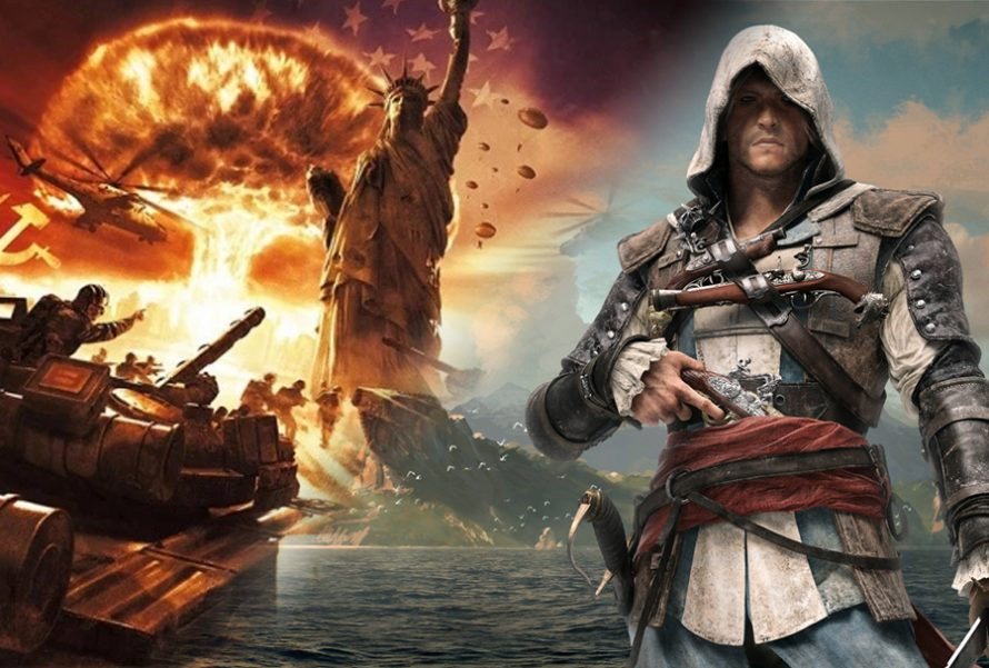 Ubisoft offre World in Conflict  et Assassin's Creed Black Flag sur PC