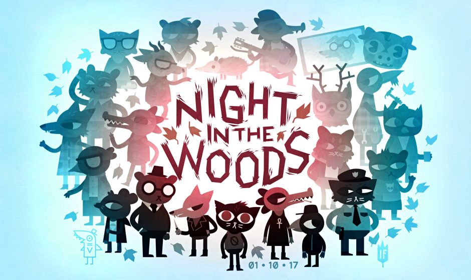 Night In The Woods sort bientôt sur Switch