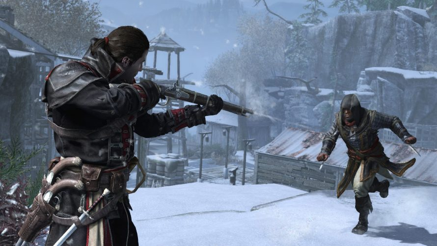 Assassin's Creed Rogue revient sur PS4 et Xbox One en…
