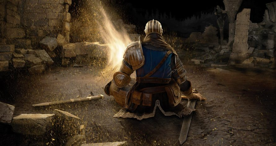 La Switch aura sa version de Dark Souls Remastered