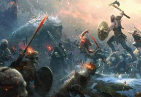 Quelques images pour God of War