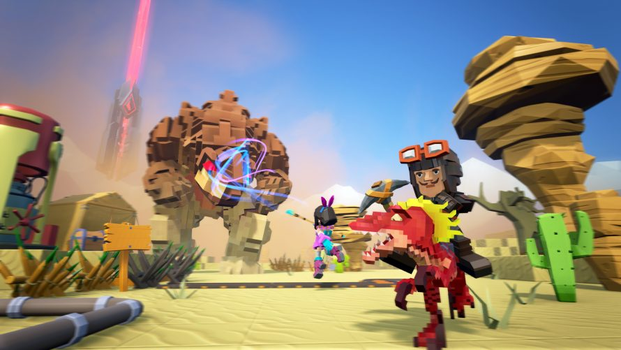 PixARK annoncé, quand ARK : Survival Evolved se décline en version Minecraft
