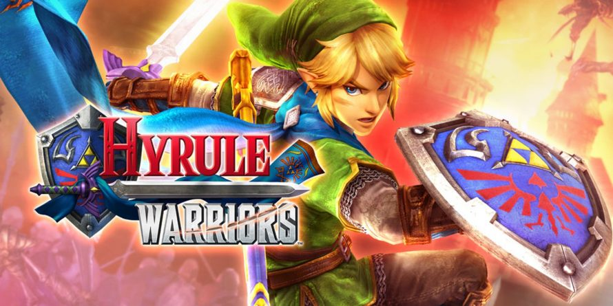 Hyrule Warriors: Definitive Edition annoncé sur Switch pour le printemps