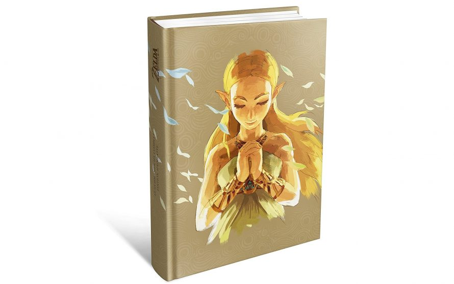 The Legend of Zelda: Breath of the Wild – Une édition augmentée pour le guide officiel