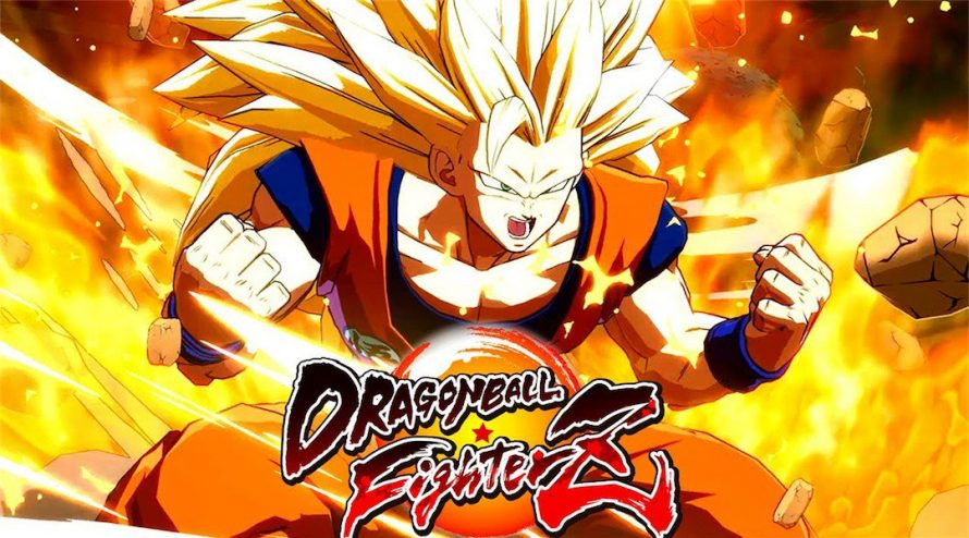 Le DLC Broly et Bardock, daté en France — Dragon Ball FighterZ
