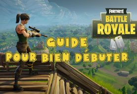 GUIDE Fortnite Battle Royale : Comment bien débuter