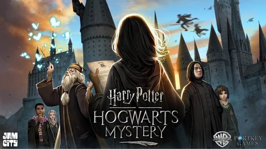 Hogwarts Mystery — Harry Potter
