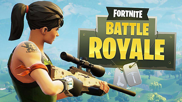 Fortnite Battle Royale : le missile guidé en approche