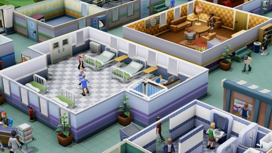 SEGA annonce Two Point Hospital, la suite spirituelle de Theme Hospital