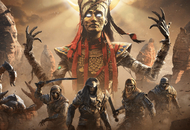 "Un premier aperçu pour l'extension ""La malédiction des Pharaons"" d'Assassin's Creed Origins"