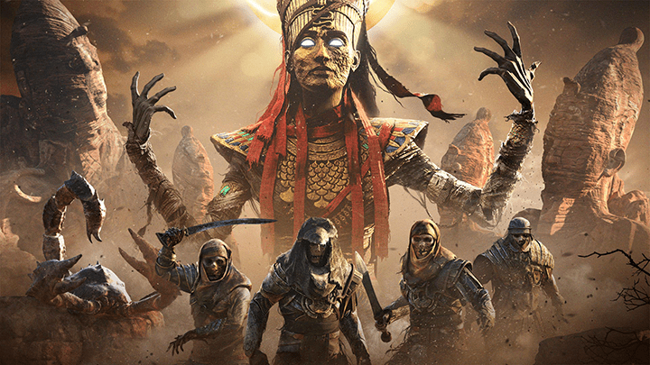 Un premier aperçu pour l'extension « La malédiction des Pharaons » d'Assassin's Creed Origins