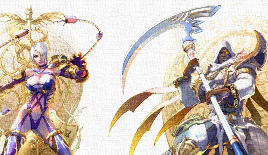 Soul Calibur VI : Ivy et Zasalamel débarquent