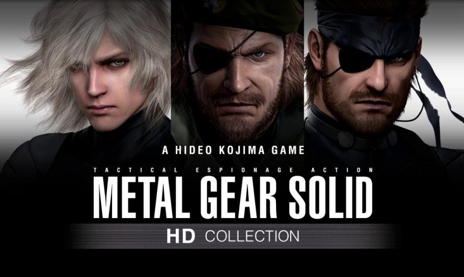 Metal Gear Solid HD Collection bientôt sur PS4 ?