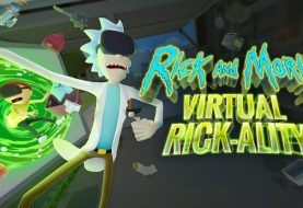 Rick and Morty: Virtual Rick-ality arrive en Europe