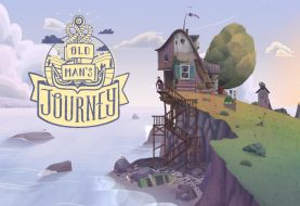 TEST Old Man's Journey sur Nintendo Switch