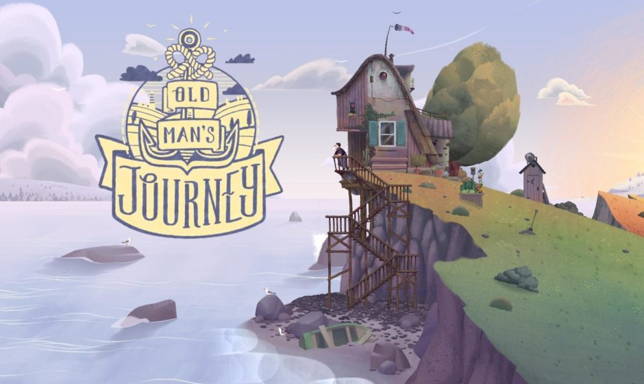 TEST | Old Man's Journey sur Nintendo Switch