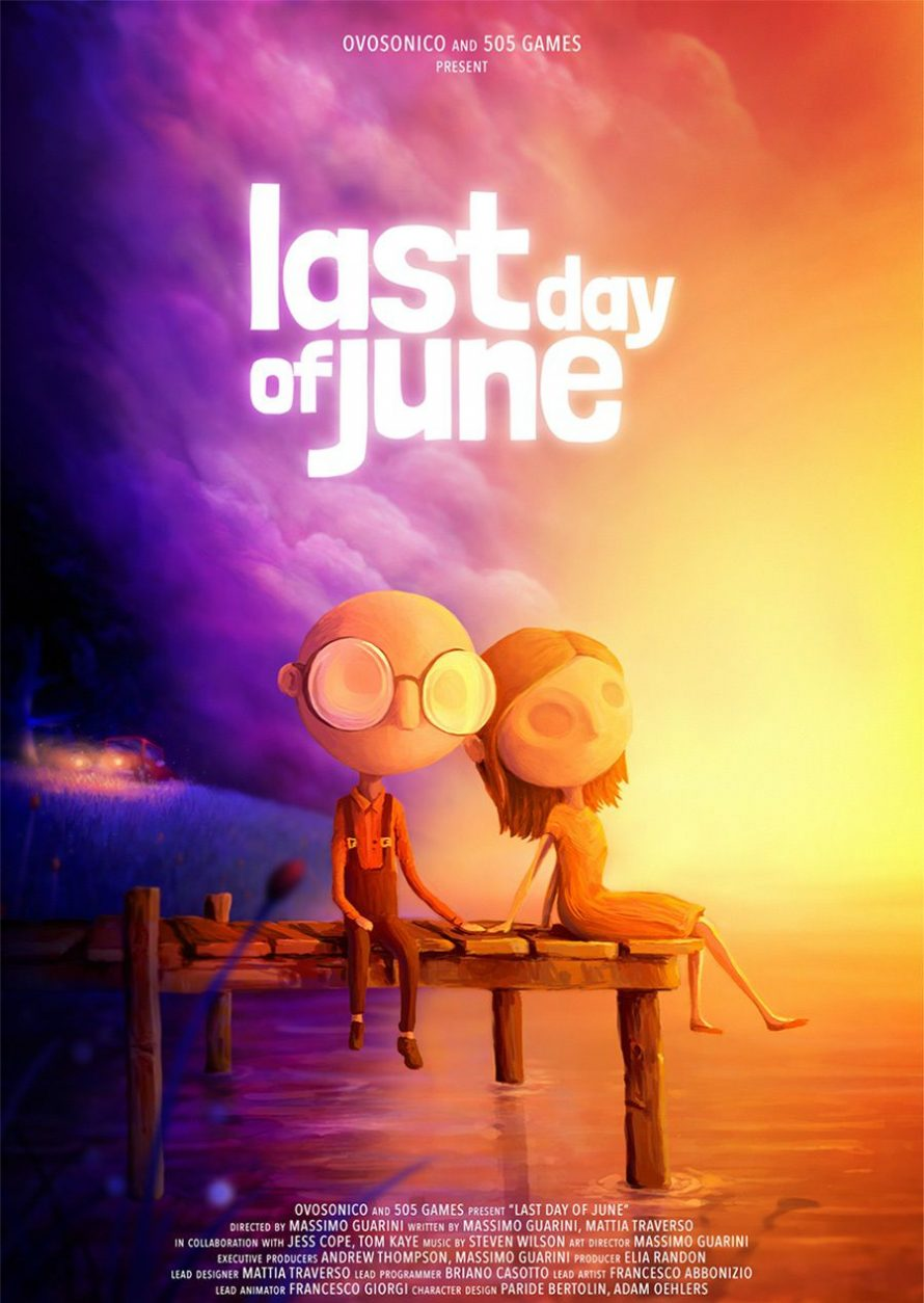 Last Day of June annoncé sur Nintendo Switch