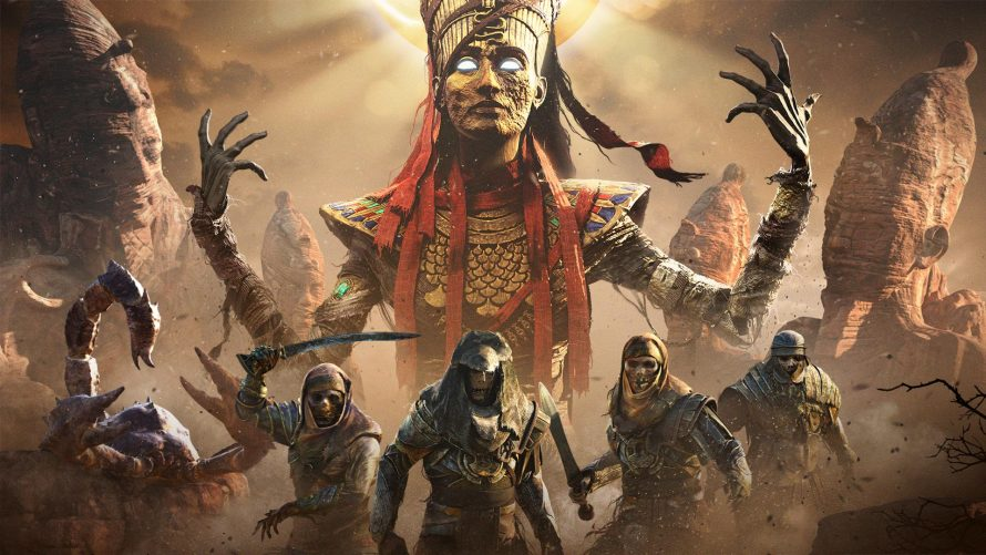 The Curse of the Pharaohs s'offre un trailer — Assassin's Creed Origins