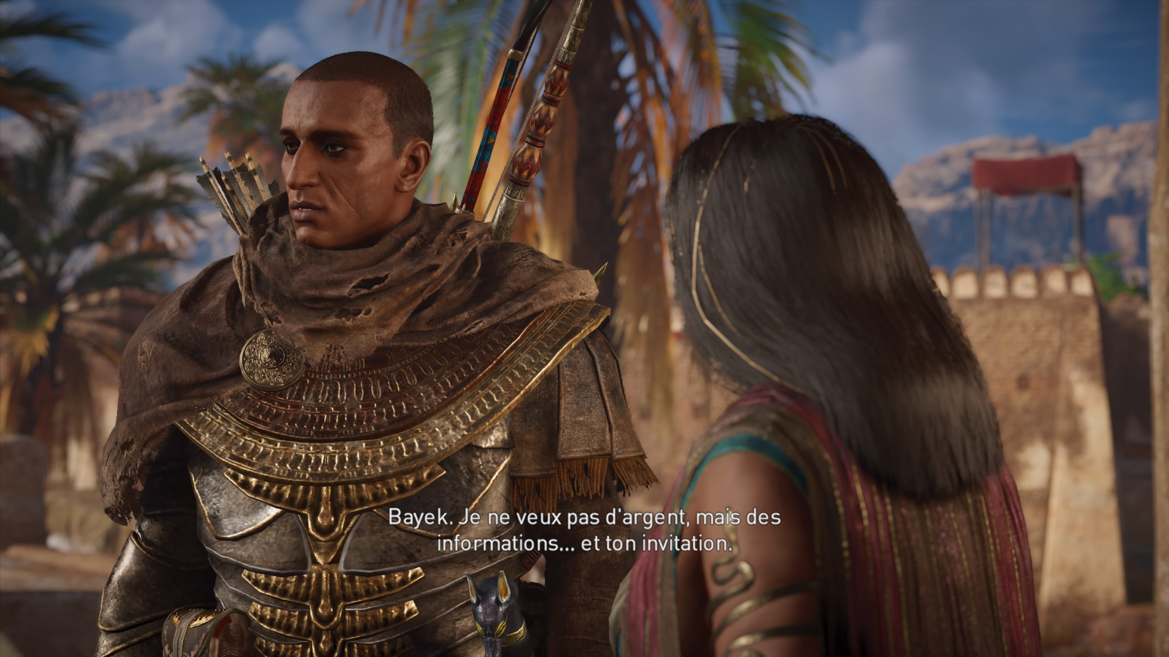 Assassin's Creed Origins, un trailer pour The Curse of the Pharaohs