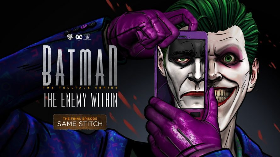 Le dernier épisode de Batman: The Ennemy Within prend date