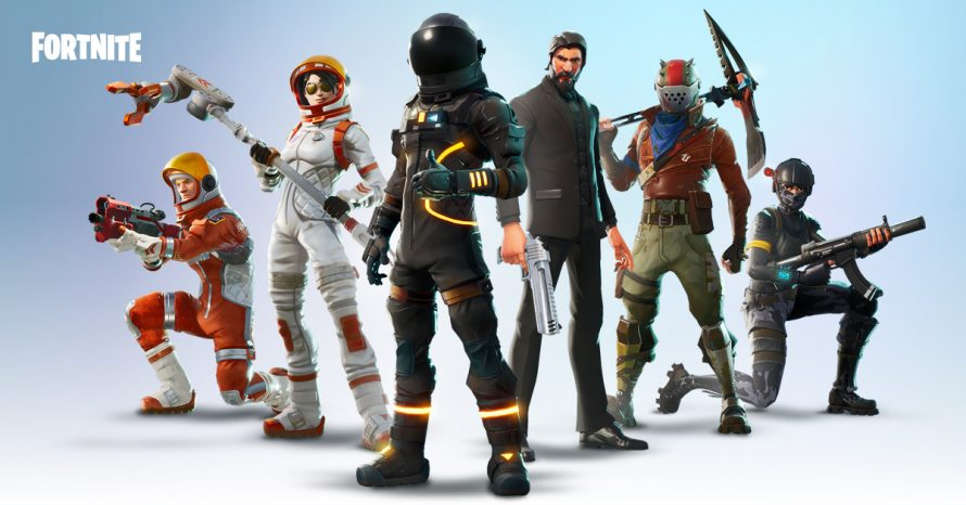 Fortnite : le contenu du Starter Pack leaké