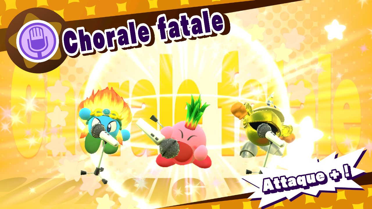 Kirby Star Allies Chorale