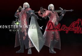 Monster Hunter World : une collaboration avec Devil May Cry