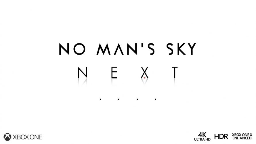 No Man's Sky arrive sur Xbox One et PC