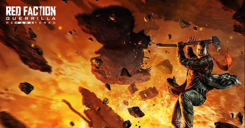 THQ Nordic annonce Red Faction Guerrilla Re-Mars-tered