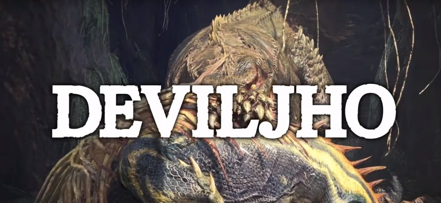 Monster Hunter: World – Comment rencontrer le Deviljho et obtenir la Peau-de-Dragon
