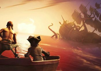 Sea of Thieves : Le trailer de lancement avec le Kraken à J-4