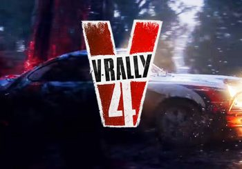 Big Ben annonce V-Rally 4 sur PS4, Xbox One, Switch et PC