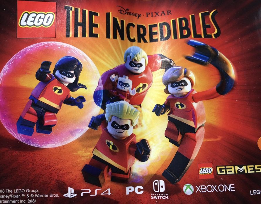 Le jeu LEGO Les Indestructibles se confirme