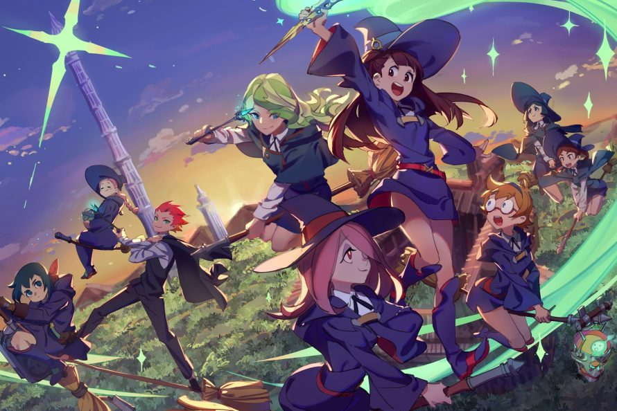 Le jeu Little Witch Academia: Chamber of Time enfin daté en France