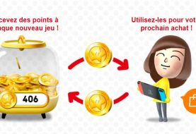 My Nintendo : Il est désormais possible de convertir ses points or en argent