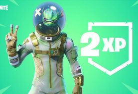 Fortnite : le premier week-end double XP disponible