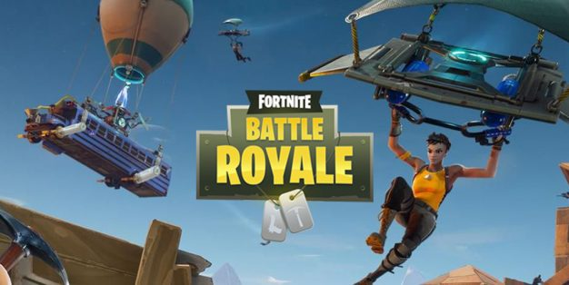 Fortnite en approche de la Nintendo Switch