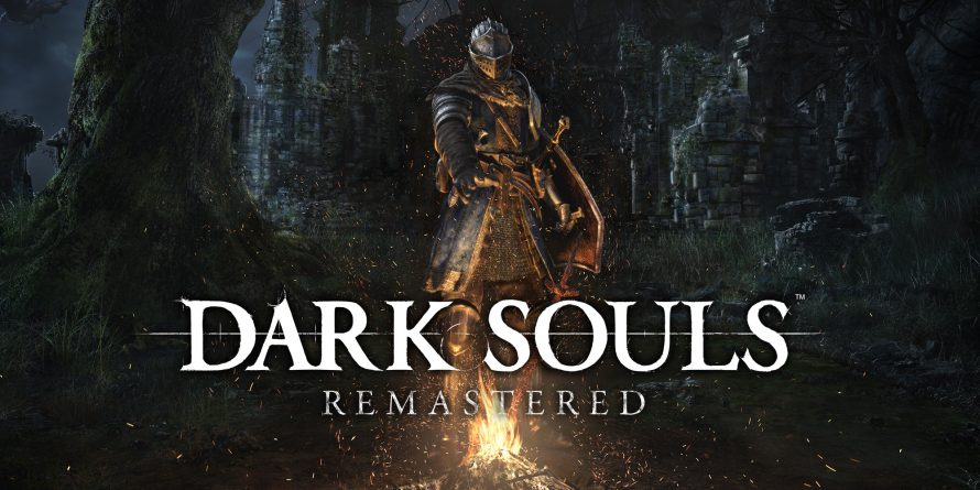 Le jeu sortira à la bourre sur Nintendo Switch — Dark Souls Remastered