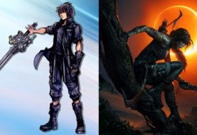 Une future collaboration entre Final Fantasy XV et Shadow of the Tomb Raider