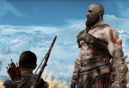 TEST God of War - Kratos chez les Vikings