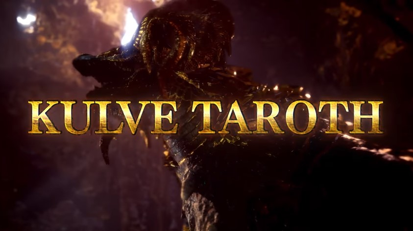 Monster Hunter: World accueille le Kulve Taroth