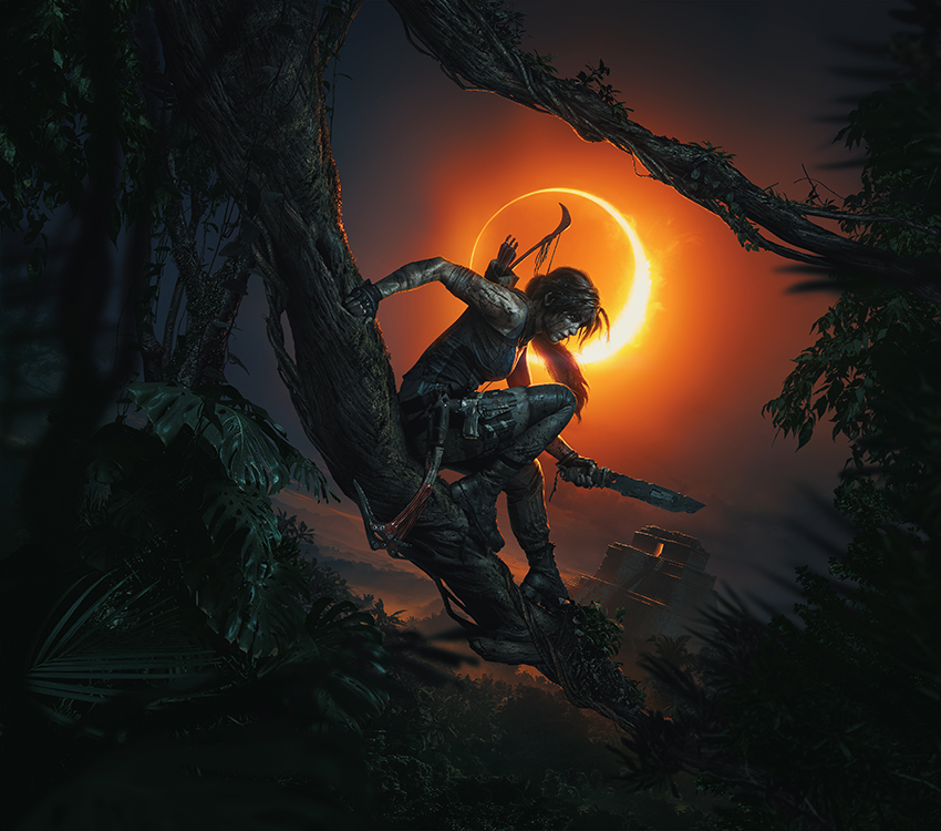 Shadow of the Tomb Raider : des images dévoilées en avance