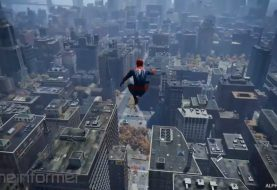 Spider-Man : Du gameplay explicatif sur le tissage de toile