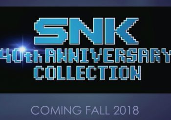 SNK 40th Anniversary Collection en exclusivité sur Switch