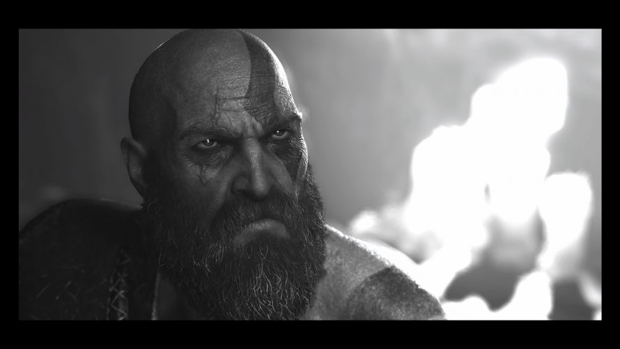 Le mode photo de God of War arrive aujourd'hui